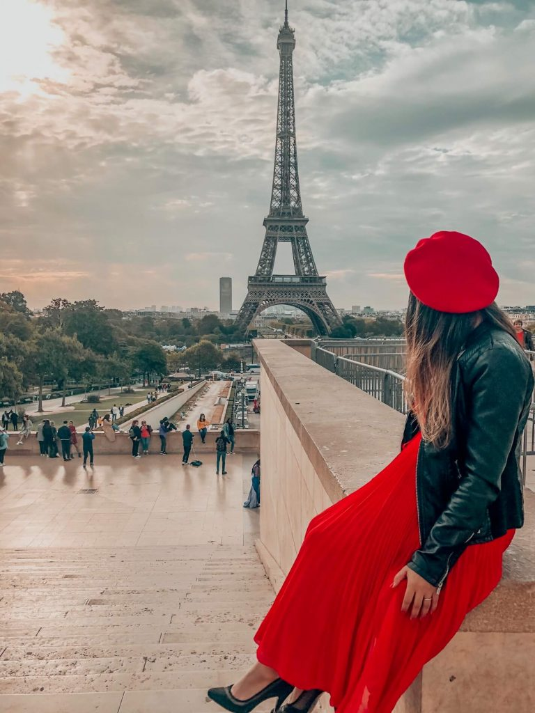 Girl in Paris Itinerary 2 days