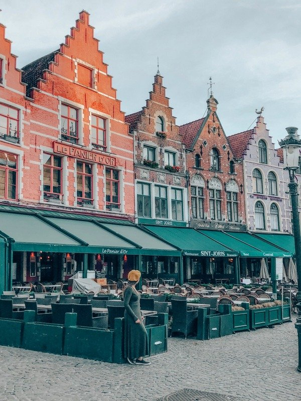 2 day itinerary Bruges Belgium
