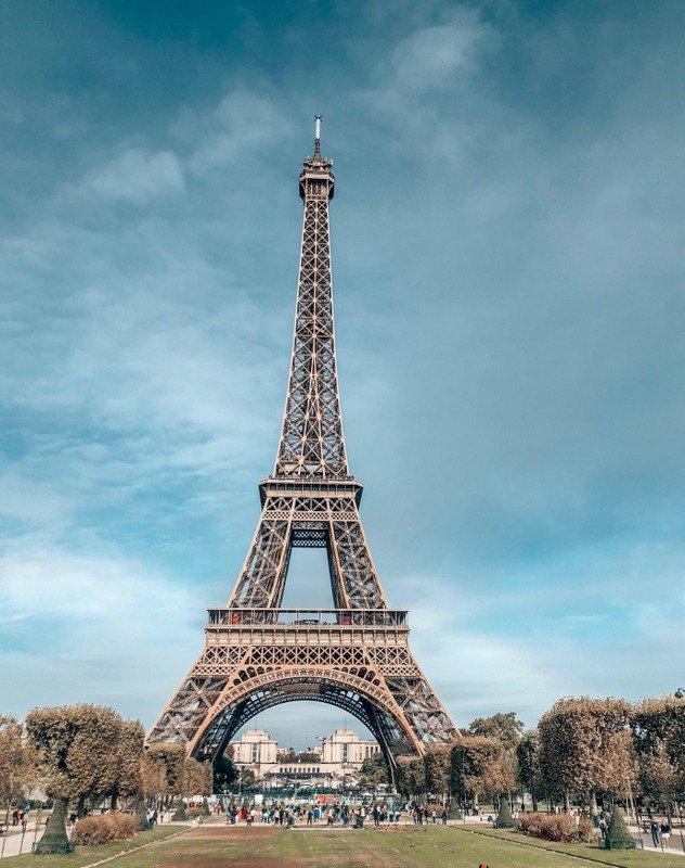 Eiffel Tower Paris in 2 days