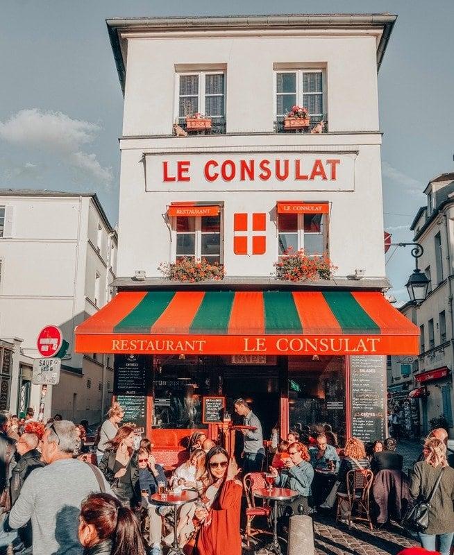 Le Consulat Paris Montmartre
