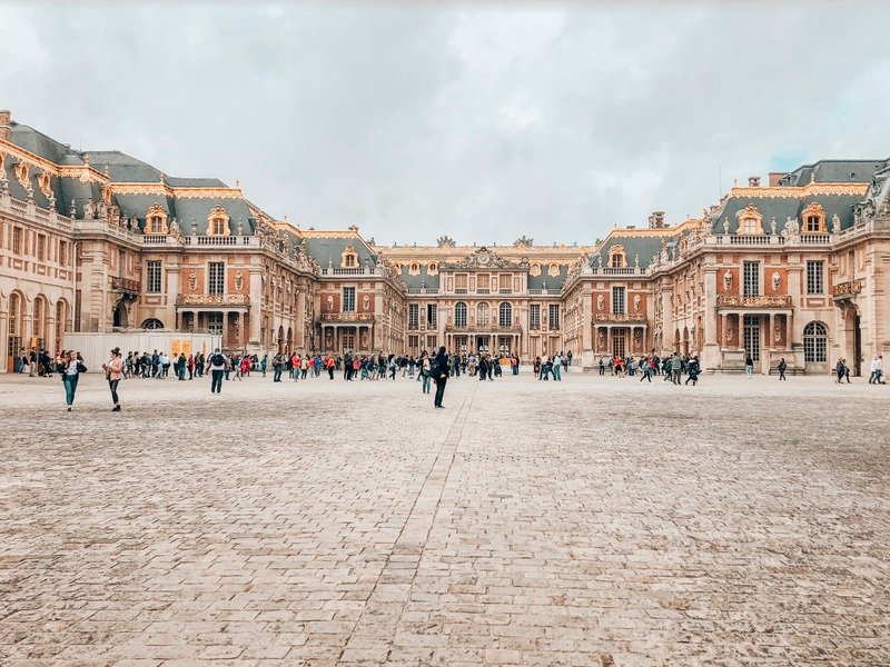 Palace of Versailles day trip from Paris
