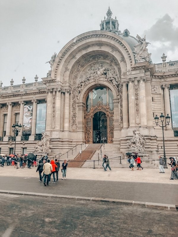 View of Petit Paris