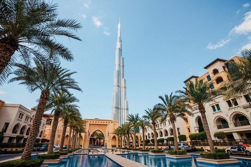 Burj Khalifa Dubai 2 day itinerary