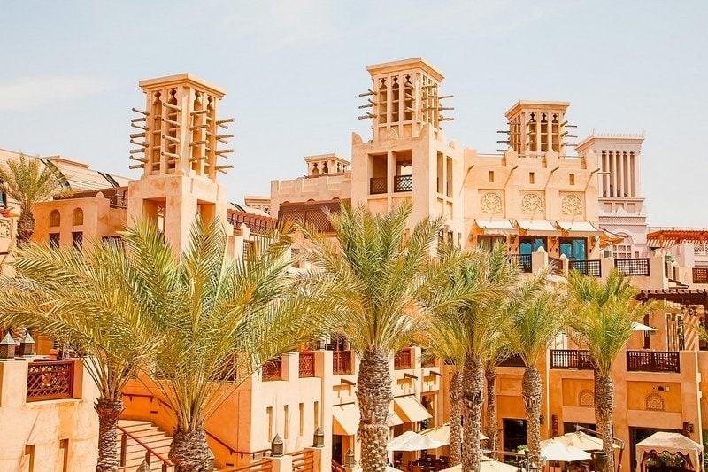 Old Dubai views